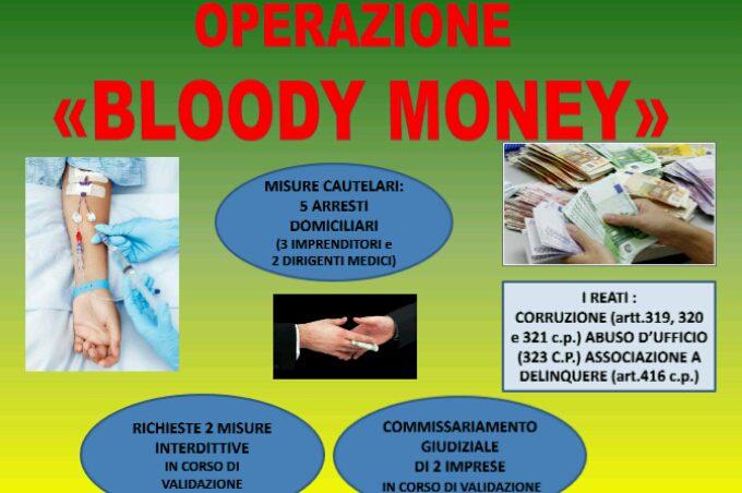 """Catania, """"traffico"""" di pazienti: cinque arresti"""