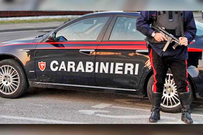 Biancavilla, scooter non si ferma all'alt e investe il Comandante della Stazione dei Carabinieri
