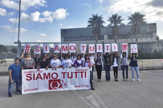 Lavori ex Qè domani in piazza a Catania