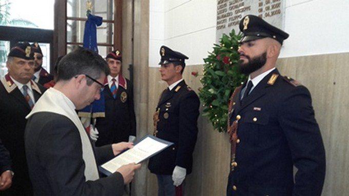 Catania, la Polizia di Stato ricorda i suoi caduti