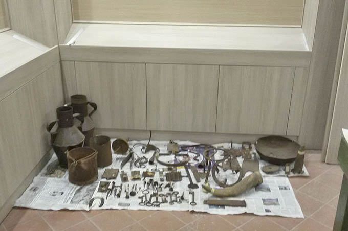"""Belpasso: in corso di allestimento il Museo etnografico """"Venerando Bruno"""""""
