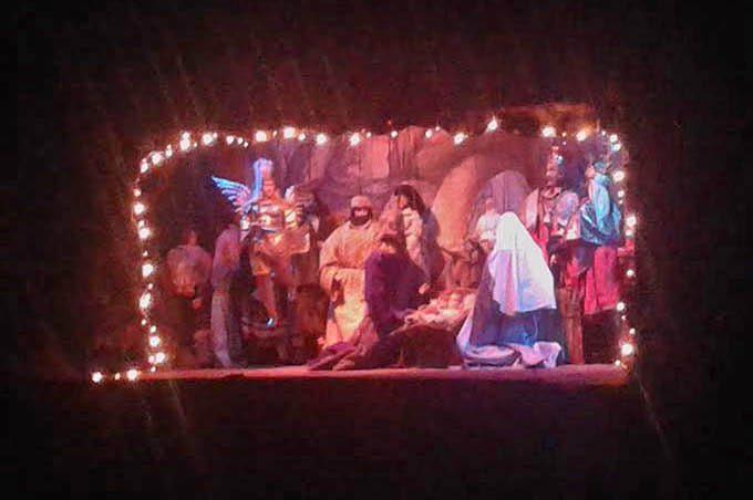 Belpasso: l'Opera dei Pupi mette in scena la Natività