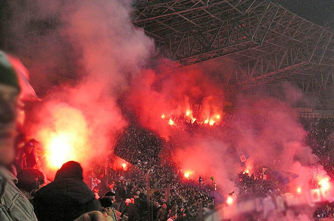 Tre tifosi denunciati per la gara Catania – Vibonese