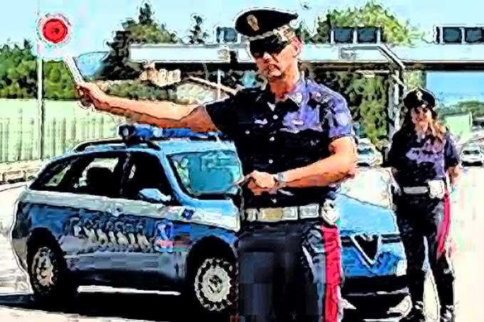 """Catania, """"Modello Trinacria"""": controlli su strada ed esercizi commerciali"""