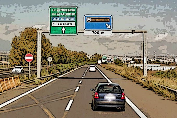 Catania, l'incidente in tangenziale era un suicidio?