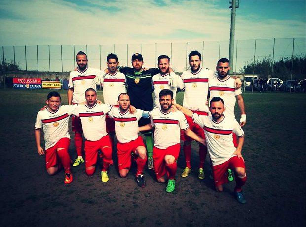 Calcio Sicilia. L'Atletico Catania ad un passo dall'Eccellenza