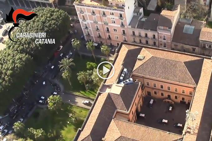 """Vizzini-Francofonte. Operazione antimafia """"Ciclope 2"""": 9 arresti dei Carabinieri"""