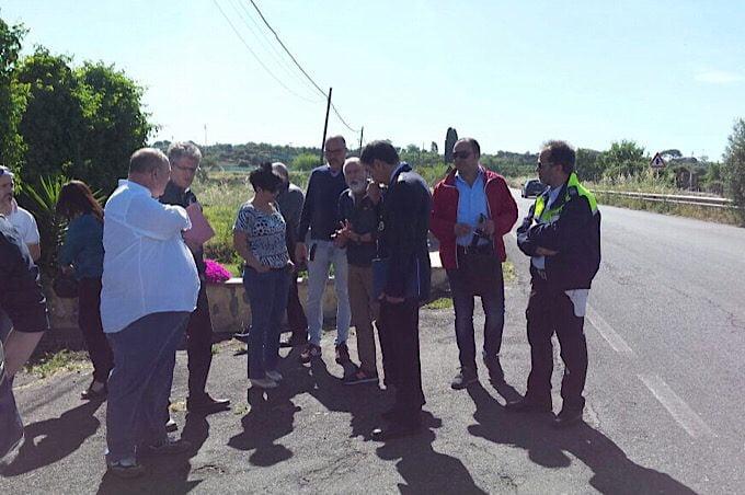 Santa Maria di Licodia, incontro tecnico per una soluzione sugli scarichi del depuratore comunale