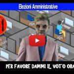 """Clandestino: """"Il voto nuovo"""", la parodia elezioni sulle note di Neffa"""