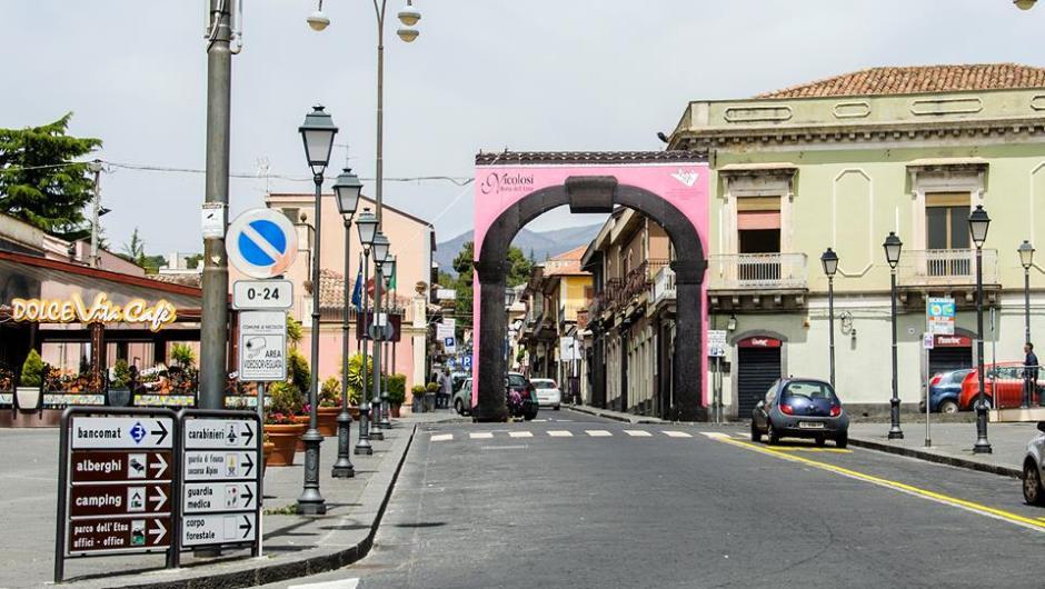 Etna in Festa: arriva il Giro d'Italia