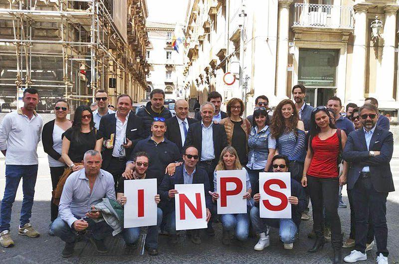 Inps Adrano e Paternò: sospesa la delibera che sopprime le due sedi
