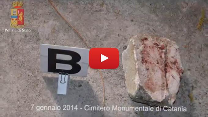 Catania, uccise la madre al cimitero: arrestato 43enne
