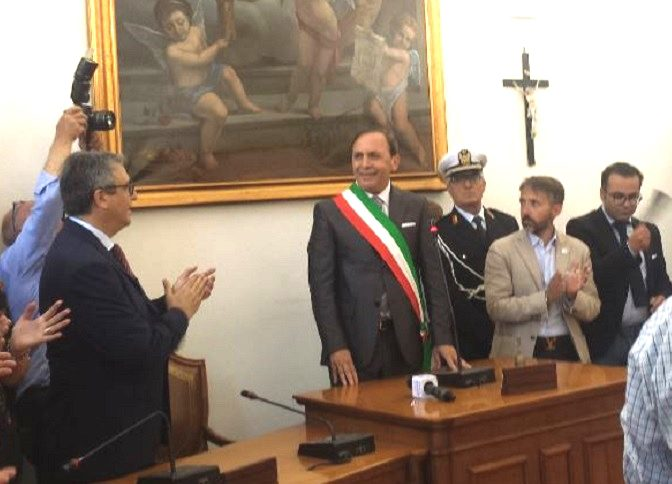 Paternò, Nino Naso proclamato sindaco