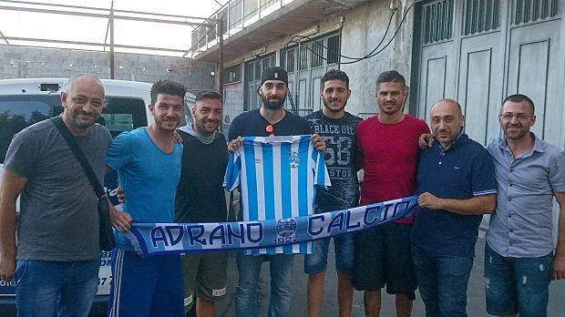 Calcio Sicilia, l'Adrano Calcio ufficializza cinque nuovi acquisti