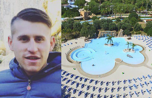 Tragedia a Etnaland: muore d'infarto 22enne di Gela