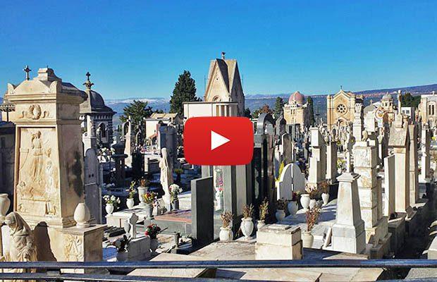 Paternò, in via di consegna 80 nuovi loculi cimiteriali