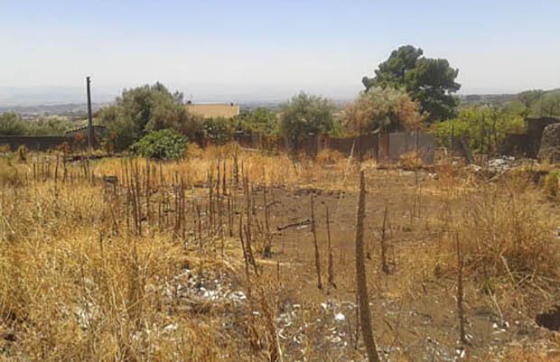 Paternò. M5s: «Provvedimenti per prevenire incendi nel territorio»