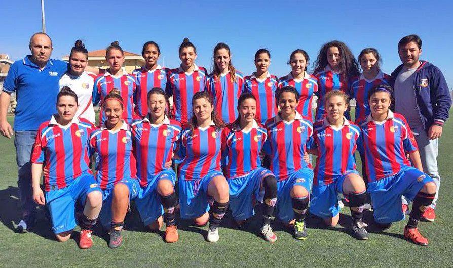 Calcio femminile. Il Catania ufficializza l'iscrizione in Serie B