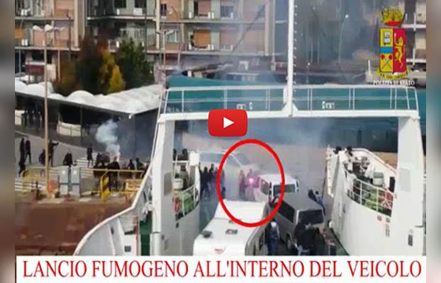 Assalto a tifosi della Cavese: 14 daspo per ultrà del Catania