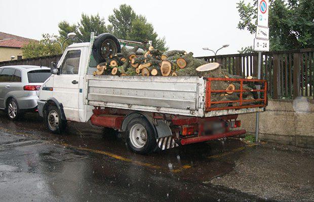 Ragalna, tagliano cento querce secolari a Monte Arso: denunciati tre biancavillesi