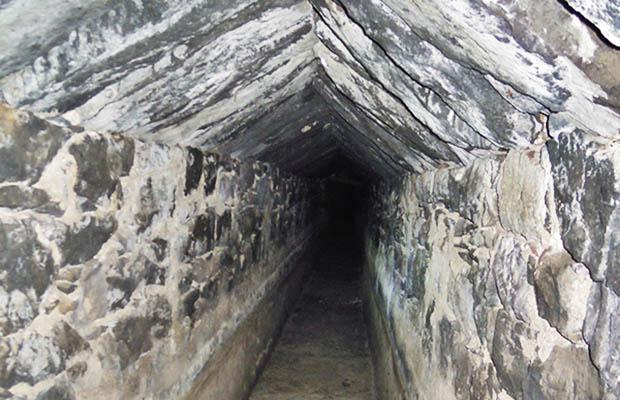 Paternò. Il mistero del tunnel della Collina storica: potrebbe essere un'opera araba