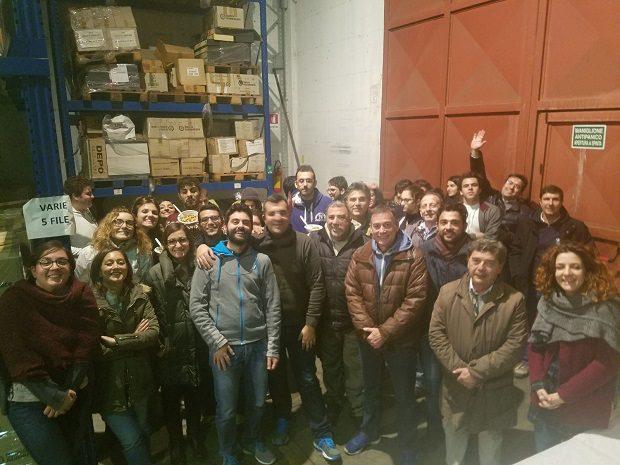 Sicilia: la #Colletta2017 ha raccolto 429 tonnellate di alimenti