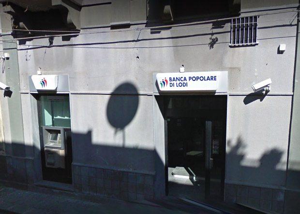 Santa Maria di Licodia: anche il Banco Popolare verso la chiusura