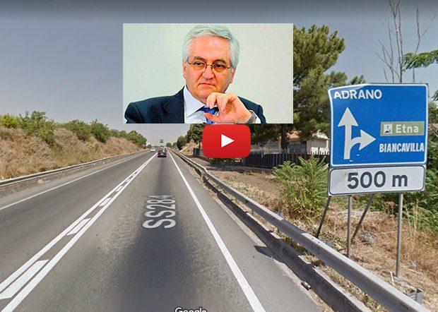Strada Statale 284, L'intervista all'onorevole Nino D'Asero