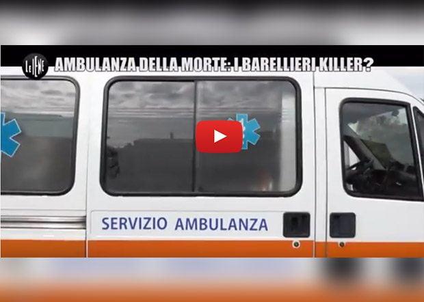 """Biancavilla, """"Le Iene"""" ritornano sul caso """"ambulanza della morte"""""""