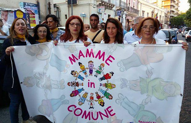 """Paternò. """"Mamme  in Comune"""" ancora finaliste nella """"Settimana europea della riduzione dei rifiuti"""""""