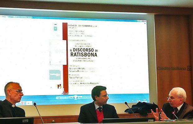"""""""Discorso di Ratisbona"""", il dialogo che parte dalla ragione"""