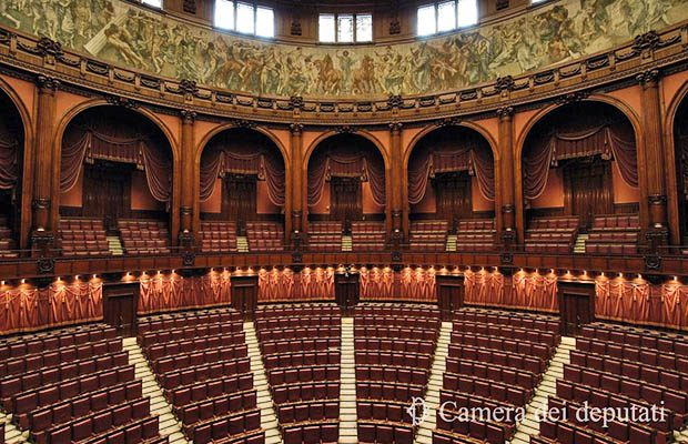 Parlamento: al via la 18° legislatura