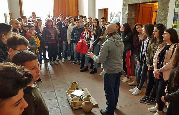 Paternò, archeologia sperimentale per 160 studenti