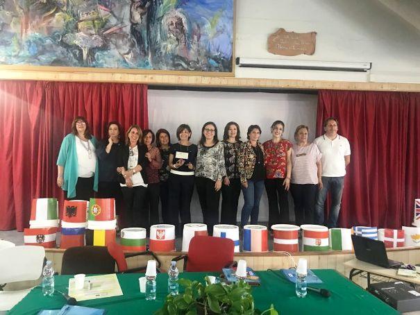 Santa Maria di Licodia. Illustrate le attività svolte nel progetto Erasmus+