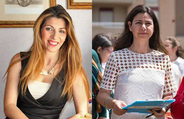 """Alle paternesi Claudia Barcellona e Francesca Coluccio il Premio """"Essenza Donna"""""""