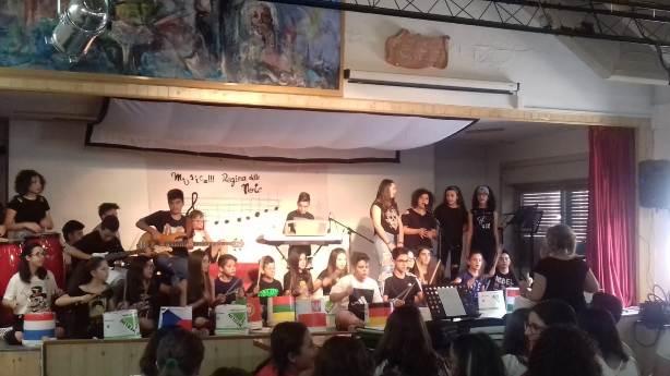 """Santa Maria di Licodia. Successo per la """"Bin Music"""" del Comprensivo """"Don Bosco"""""""