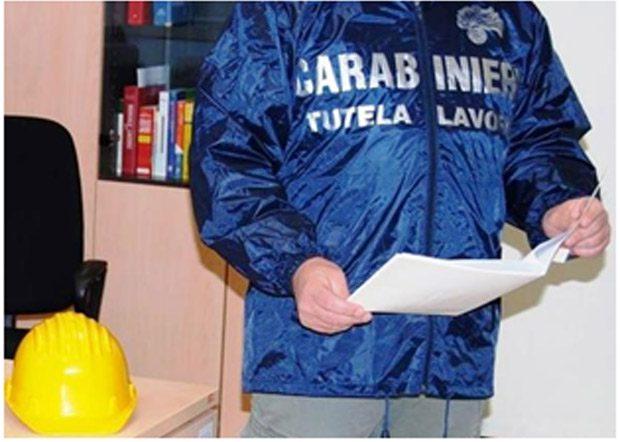 Paternò. Controllo dei Carabinieri per contrastare lavoro nero e carenza di sicurezza