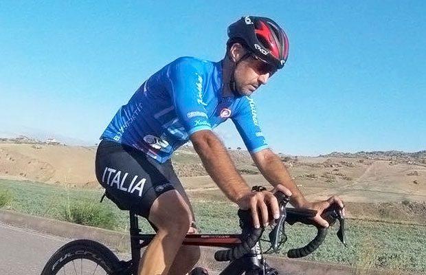 Ciclismo, Claudio Fusto domenica ai Mondiali di Varese