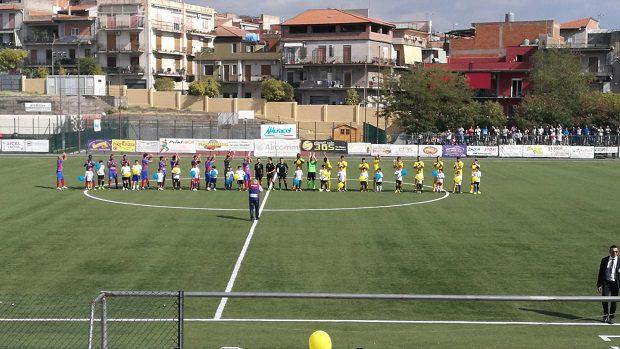 Calcio Sicilia. Sorride il Paternò: il derby dell'Etna è rossoazzurro