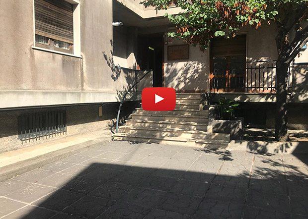 Santa Maria di Licodia. Uffici comunali inaccessibili ai disabili