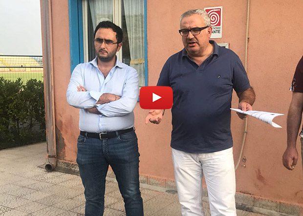 """Adrano. """"Noi con Salvini"""" e """"Udc"""": «Solidarietà al custode dello stadio»"""