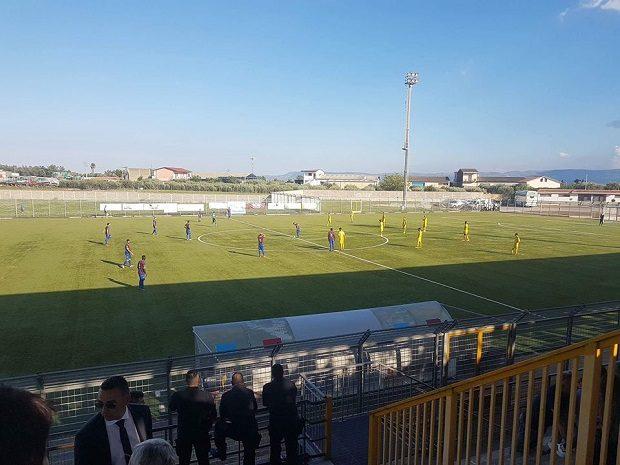 Calcio Sicilia. Prova di forza del Biancavilla che supera 3-1 lo Scordia