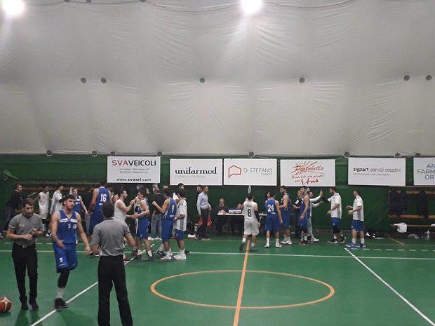 Basket. Violata la Tensostrutta: Adrano cede a Ragusa 67-84