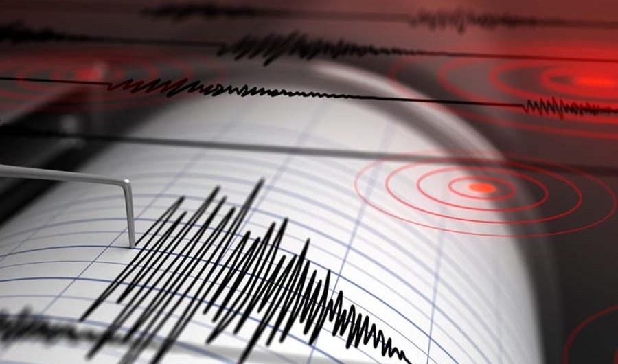 Paternò. Registrata scossa di terremoto magnitudo 2.7