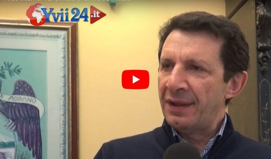 """Area interna """"Val Simeto"""", Angelo D'Agate: «I 32 milioni per Sanità, Istruzione, Turismo, Mobilità»"""