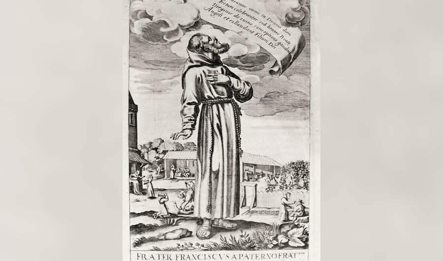 Padre Francesco da Paternò, il frate morto in odore di santità