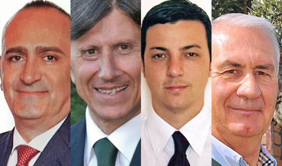 Motta Sant'Anastasia elezioni comunali: domenica la sfida fra Carrà, Festa, Consoli, Santagati