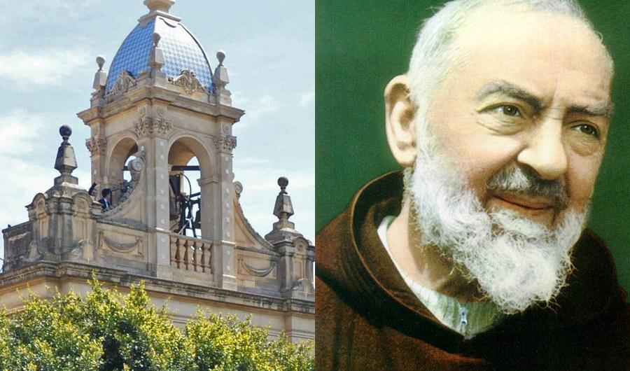 Biancavilla. All'Annunziata le reliquie di San Pio da Pietrelcina