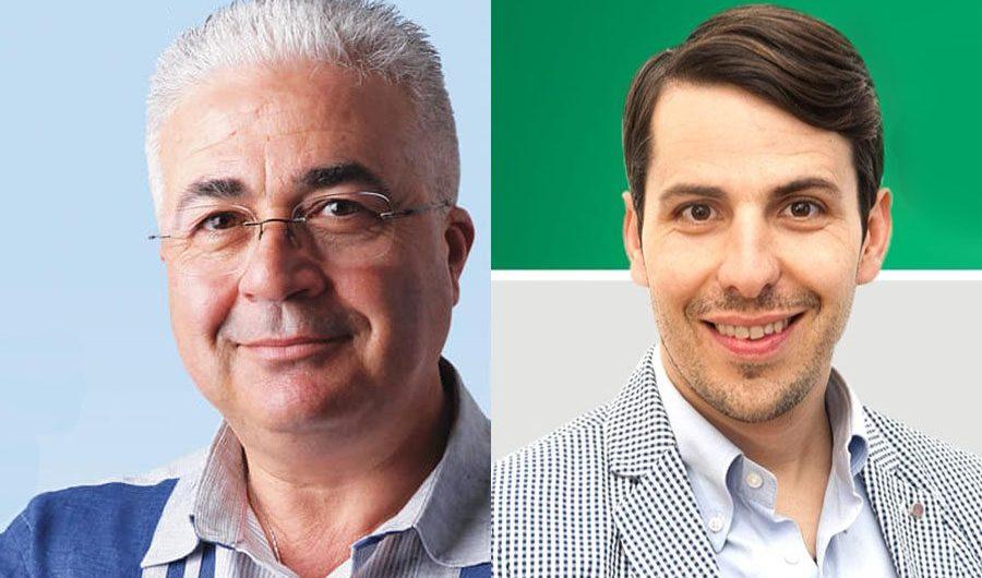 Ragalna elezioni comunali: domenica la sfida fra l'uscente Salvo Chisari e lo sfidante  Emanuele Motta