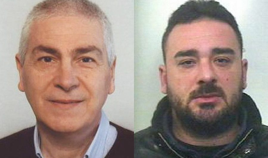 """Biancavilla. """"Città blindata"""" domiciliari per l'ex sindaco Marcello Merlo e per Giovanni Carciotto"""